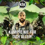 """Die Bundeswehr-Web Serie """"KSK"""" gewinnt zweifach den Digital Award. Herzlichen Glückwunsch an alle Beteiligten!"""
