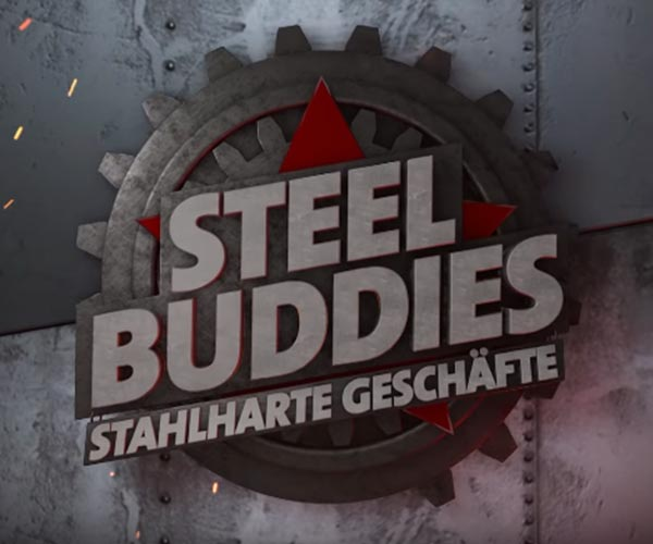 Steel Buddies – Unboxing