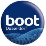 """Eröffnungsfeier 50. Jahre """"Boot"""" Düsseldorf."""
