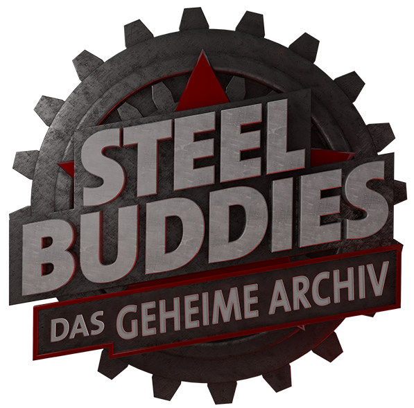 Steel Buddies – Das geheime Archiv