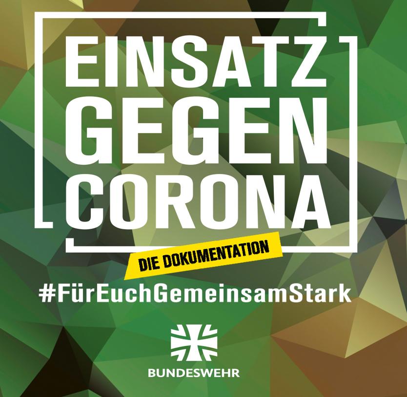Bundeswehr: Einsatz gegen Corona