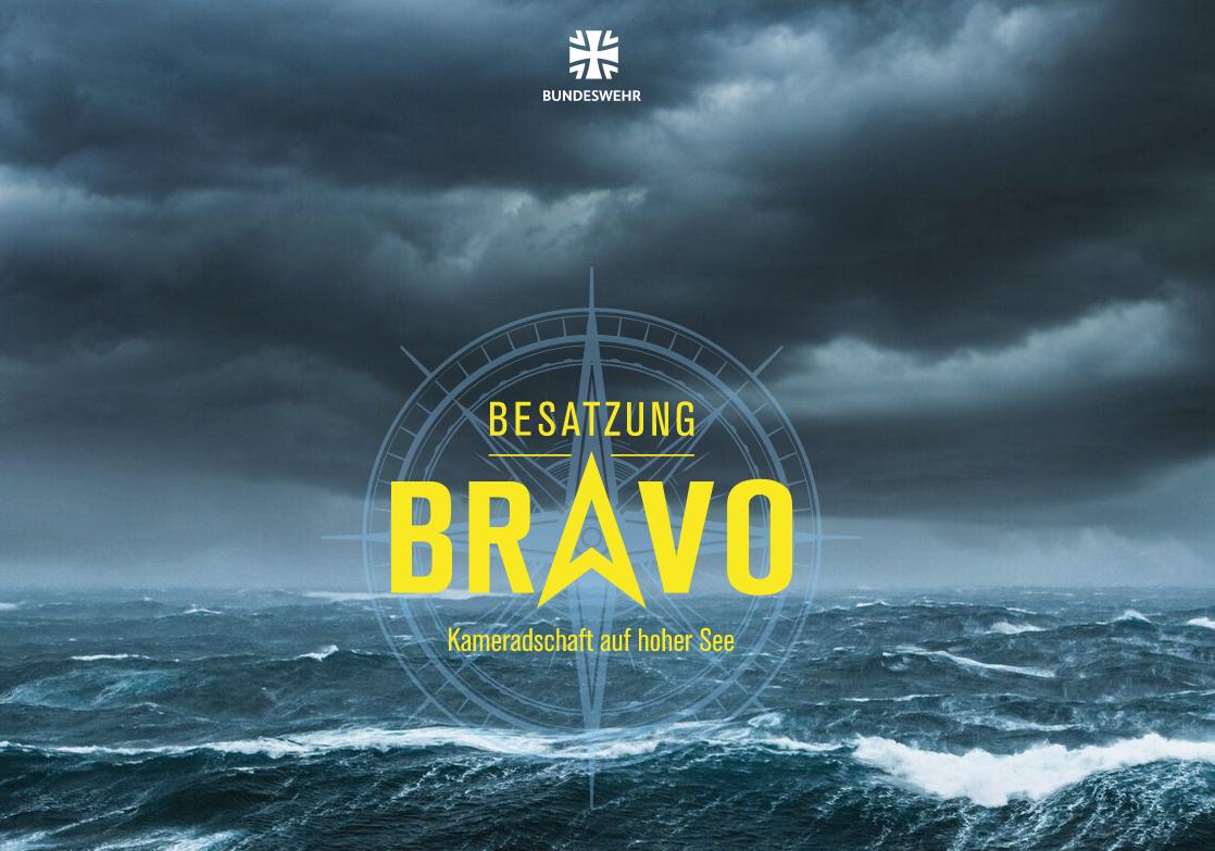 "Web-Serie ""Besatzung Bravo"""