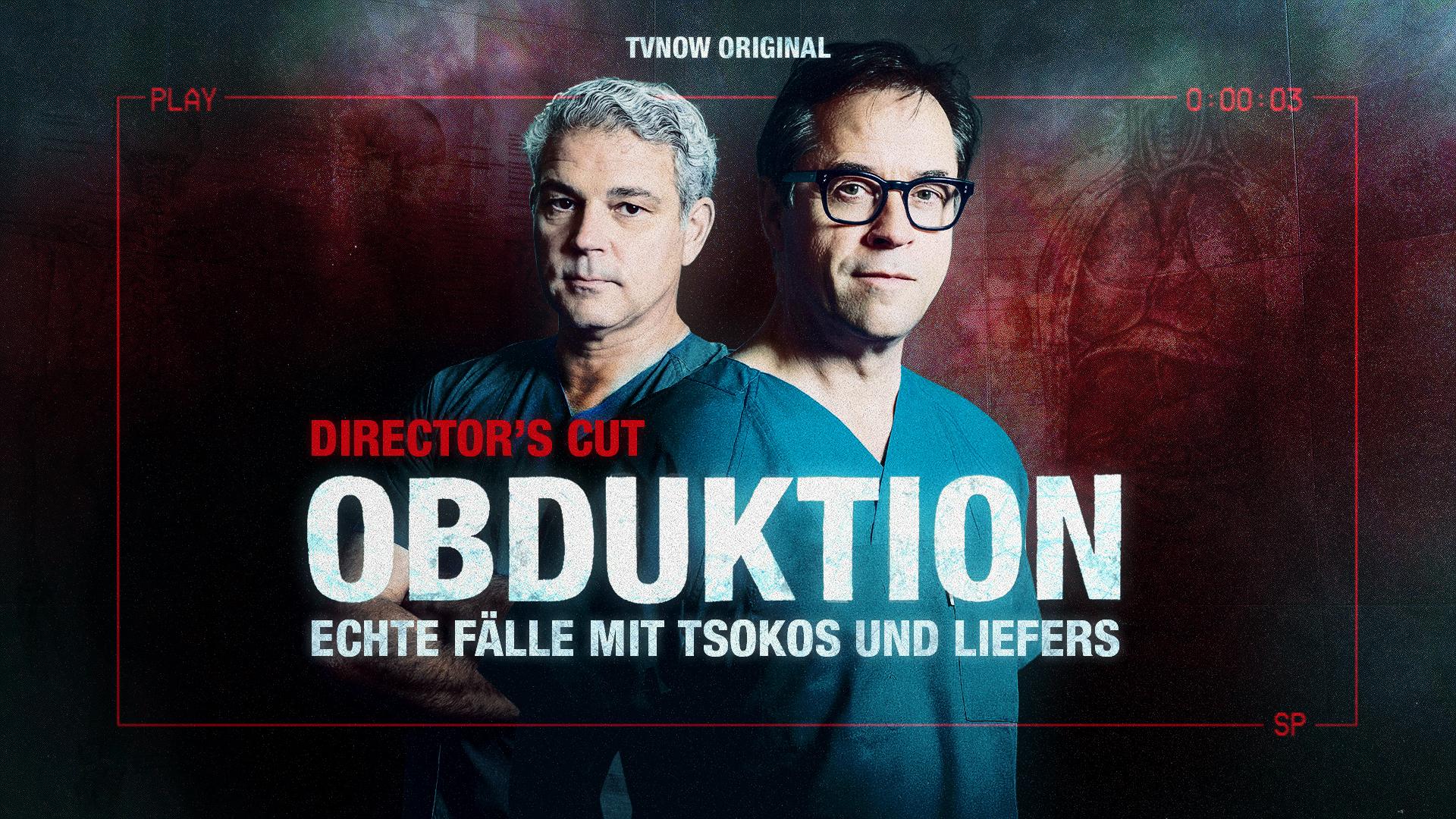 Obduktion – Echte Fälle mit Tsokos und Liefers Directors Cut