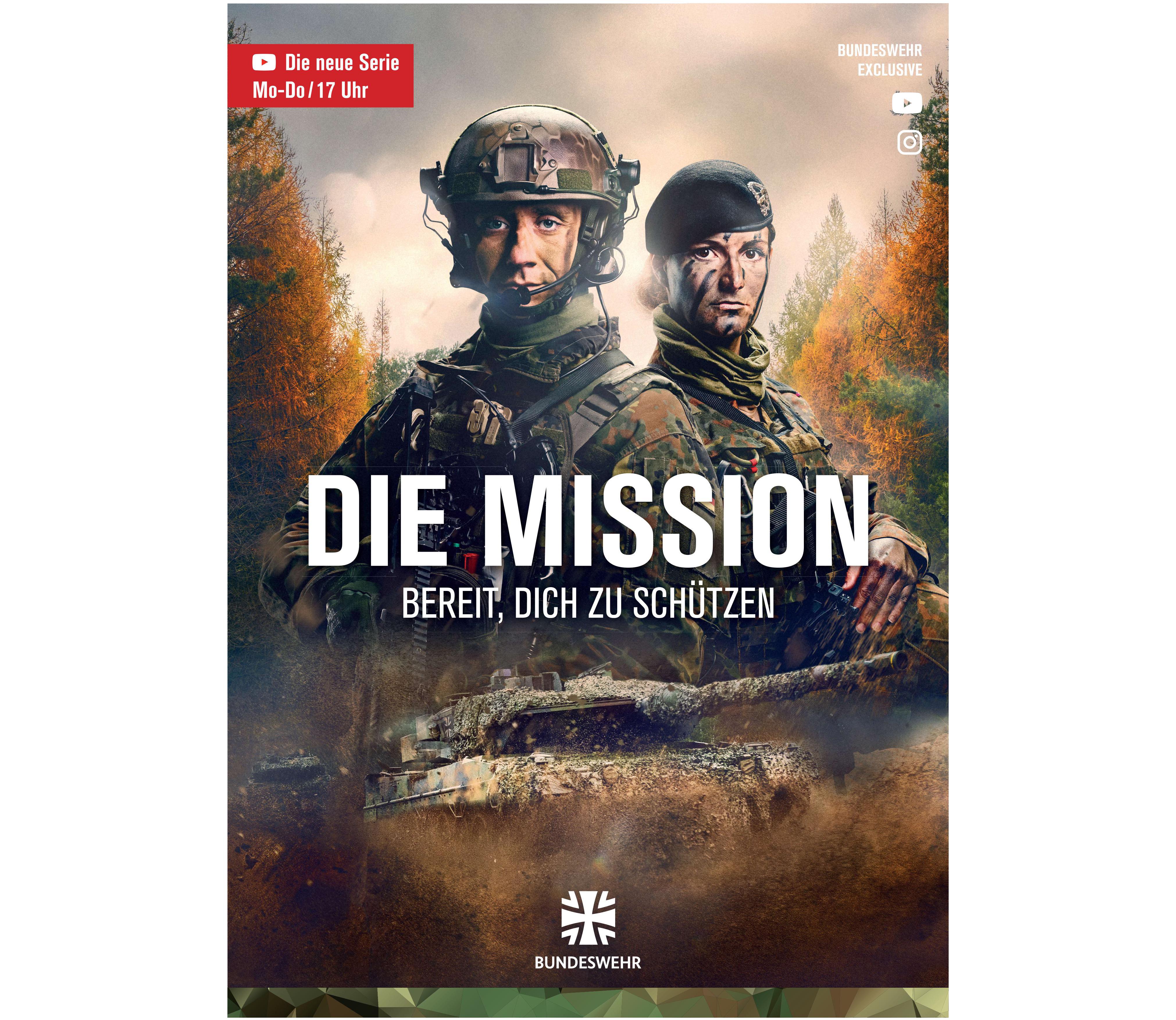 Die Mission – Bereit, Dich Zu Schützen