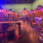Weihnachtsmarkt im Hochsommer